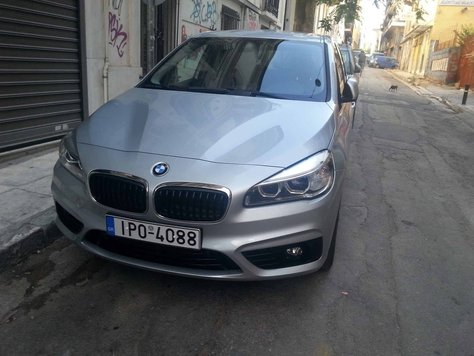 f5 Η «επανάσταση» της BMW BMW, BMW 218D, TEST, ΔΟΚΙΜΕΣ