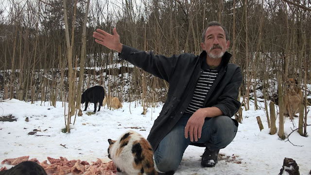 Bir hayvan severin hikayesi Muzaffer Tabak