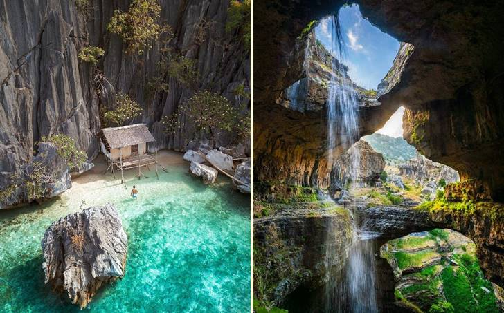 19 Places on Earth that do not seem like our planet