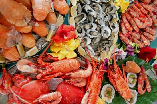 makanan laut, alergik makanan laut