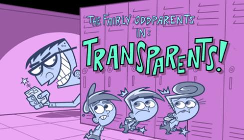Los extraños padres de Timmy (Temporada 1 x 2.2)