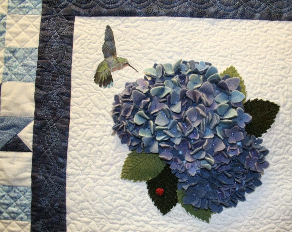 Yankee Quilters Guild Member
