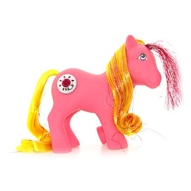 MLP Princess Sunbeam Year Six Princess Ponies II G1 Pony