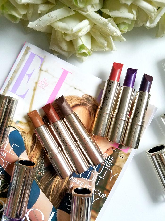 Estée Lauder - Pure Color Love Lipsticks - Valentine´s Day Collection 2018 - Madame Keke 2