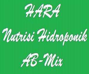 nutrisi ab-mix hara