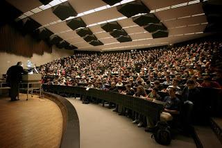 UC Μπέρκλεϊ σκηνή ραντεβού