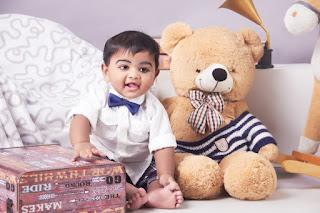 Ushamadhy Baby Portrait