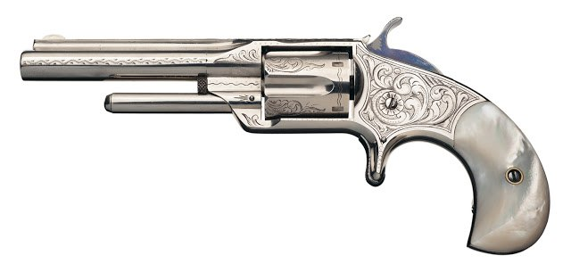 Mohawk Manufacturing Co. Pocket Revolver