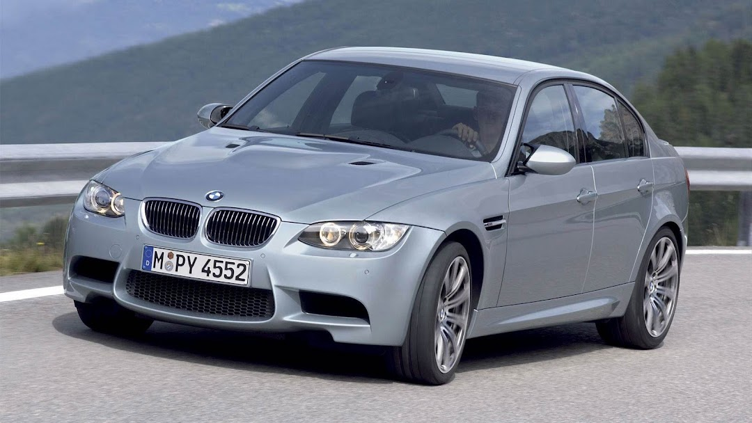 BMW Car HD Wallpaper 11