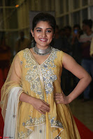 Nivetha Thamos in bright yellow dress at Ninnu Kori pre release function ~  Exclusive (11).JPG