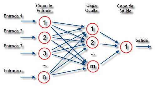 ¿Qué es la red neuronal de BP?