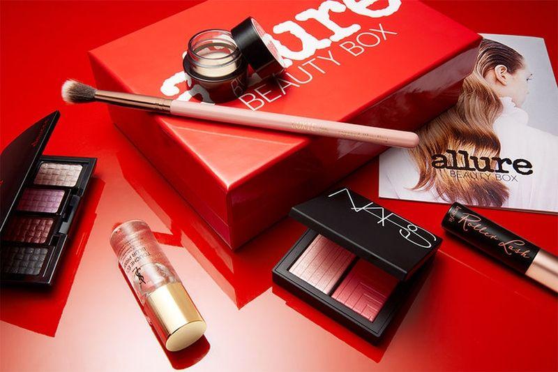 Best Beauty Subscription Boxes for Women - Allure Beauty Box