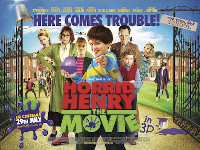 Horrid Henry: The Movie (2011) [SINOPSIS]