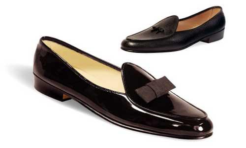 Model sepatu pantofel belgian loafers