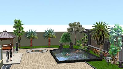 Desain taman surabaya art 2 | www.jasataman.co.id