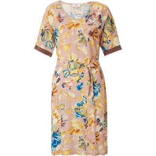 Vestido floral para otoño CKS