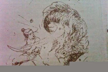 Mandi Darah Naga Sakti (Legenda Nusantara)
