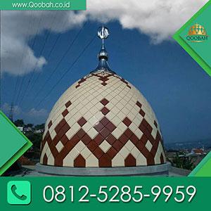 Penjual Kubah Masjid Sulawesi Barat