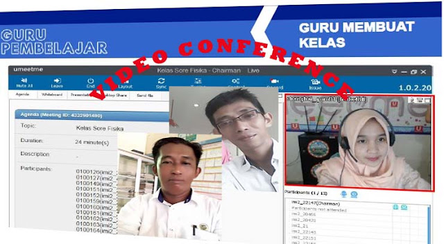 Download Software Video Call dan Video Conference Guru Pembelajar Online