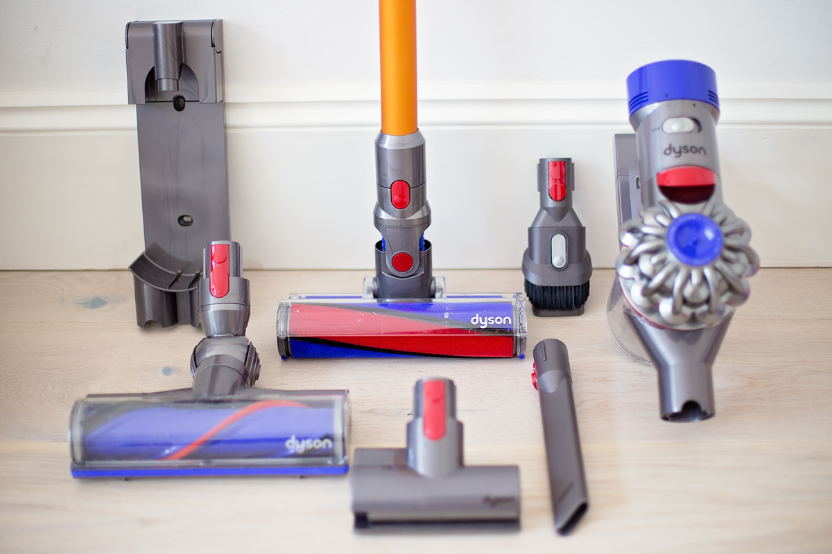 Dyson V8 Absolute Review Fawn Rosenbohm