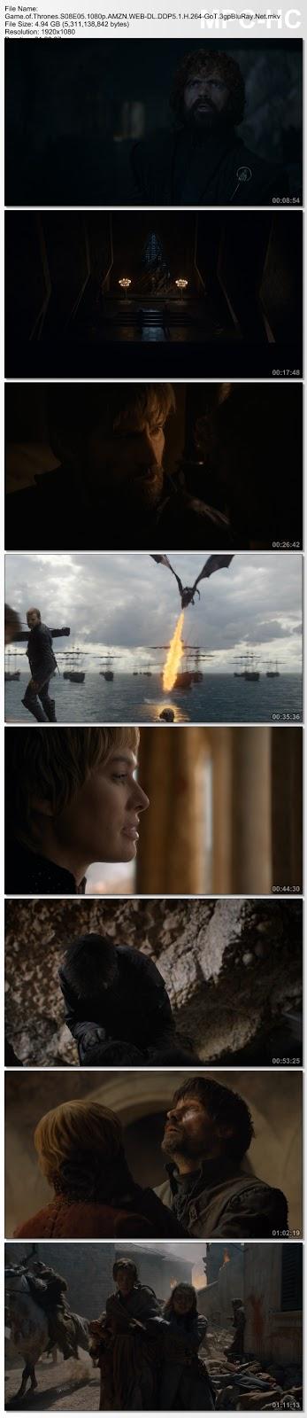 Screenshots Download Game.of.Thrones.S08E05.1080p.AMZN.WEB-DL.DDP5.1.H.264-GoT.3gpBluRay.Net.mkv