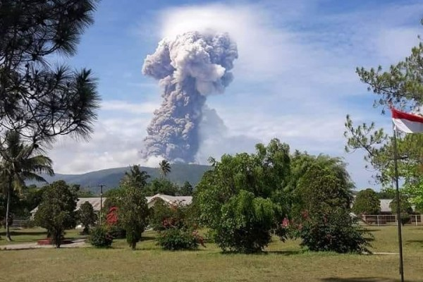 Status Gunung Soputan Jadi Siaga Jauhi Radius 3 KM