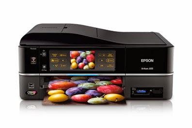 Image Epson Artisan 835 Printer Driver