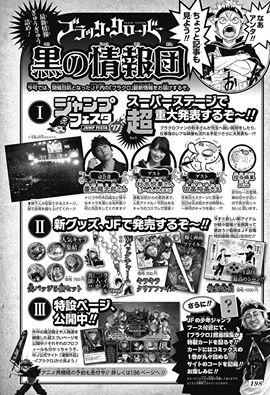 Jump Festa  anuncia  especial de Black Clover animado