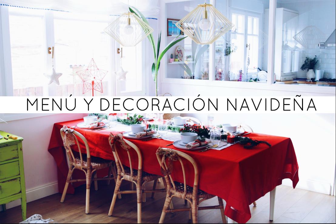 Recetas De Navidad Y Decoracion De Mesa Navidena Balamoda - Decoracion-para-mesa-navidea