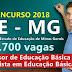 MG: Publicado edital de concurso para a educação com 16.700 vagas