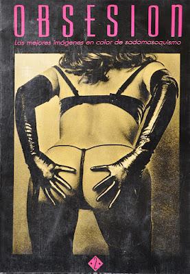 obsesion bdsm fetichismo sadomasoquismo 1987 bob carlos clarke
