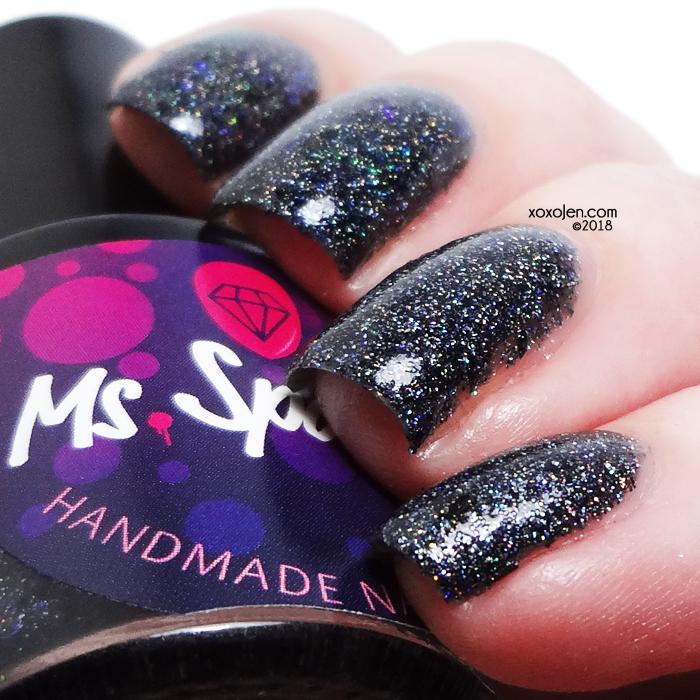 xoxoJen's swatch of Ms Sparkle Branch