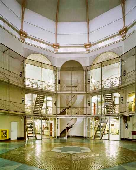 Wandsworth Prison - central Rotunda  (From LBC website)