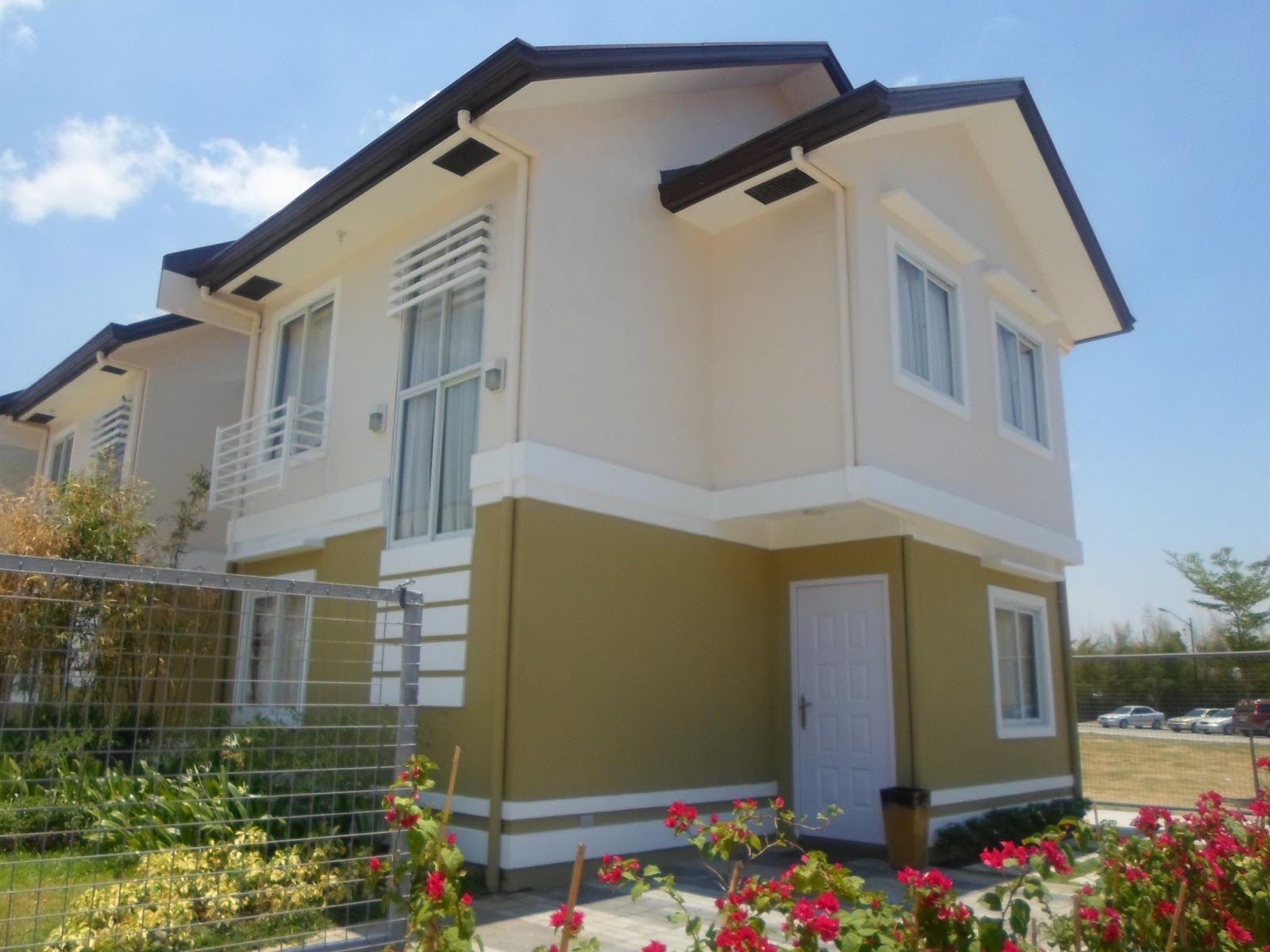 Affordable house design in the philippines lancaster new Afordable house