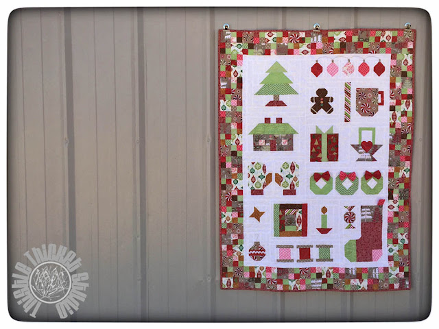 Thistle Thicket Studio, Have Yourself A Quilty Little Christmas, Lori Holt, Bee In My Bonnet
