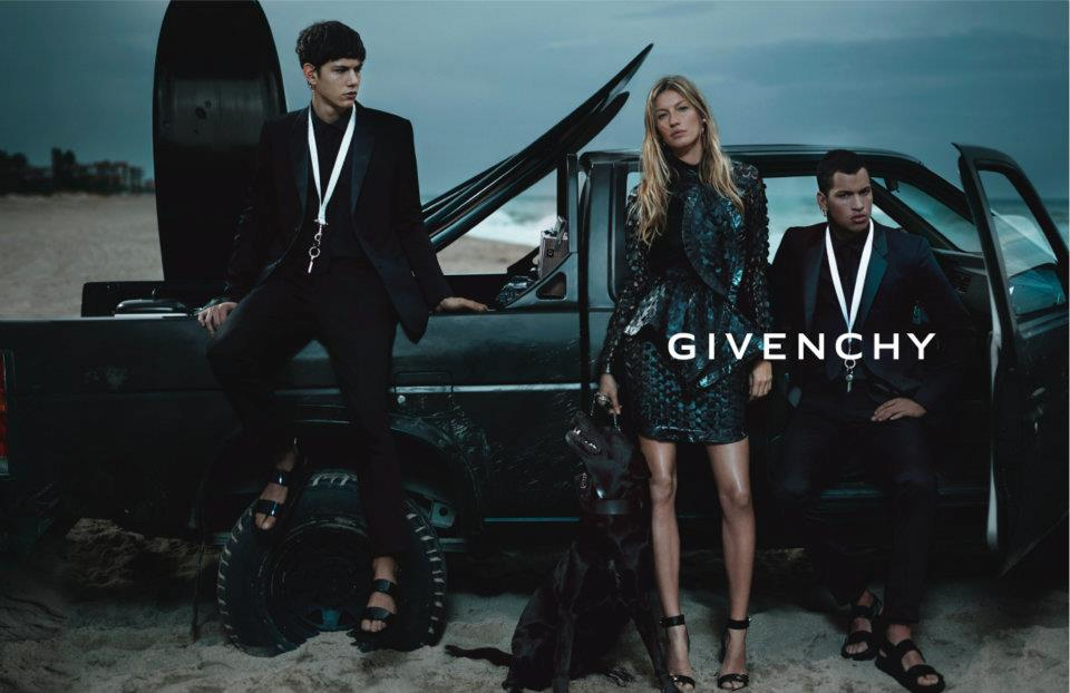 Givenchy – Campaign Spring / Summer 2012