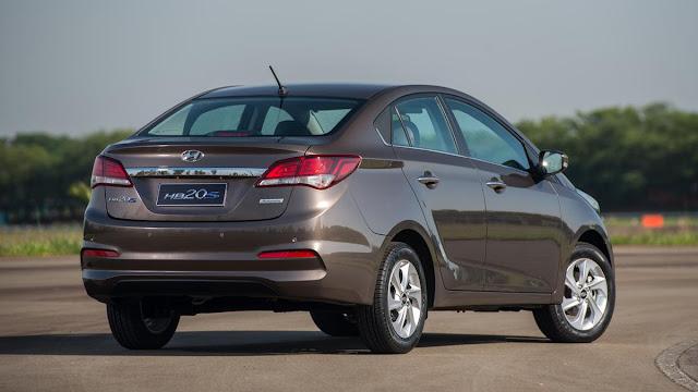 Hyundai HB20: elevação de preços em todas as versões - Janeiro/2018