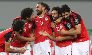 Egypt's team is preparing to face Uganda on Aug. 31 and Sept. 5, the third and fourth round of qualifying qualifiers for the World Cup.