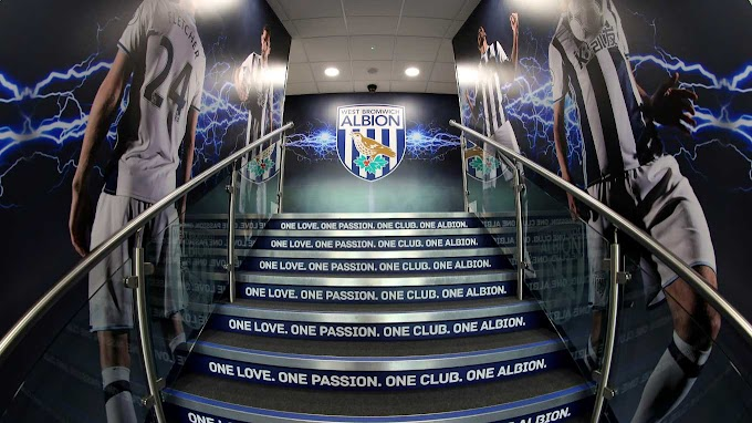 Um tour pelo The Hawthorns, a casa do West Brom