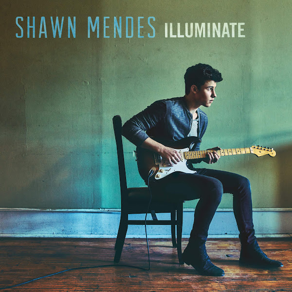 Shawn Mendes - Illuminate (Deluxe) Cover