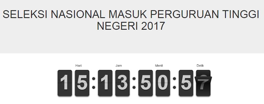 15 Hari Lagi Launching Tema Portofolio SNMPTN 2017