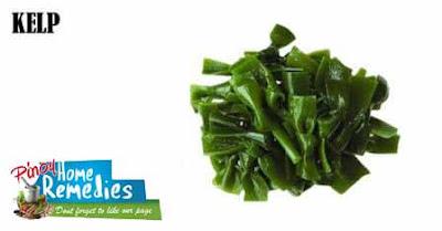 Home Remedies For Hypothyroidism: Kelp