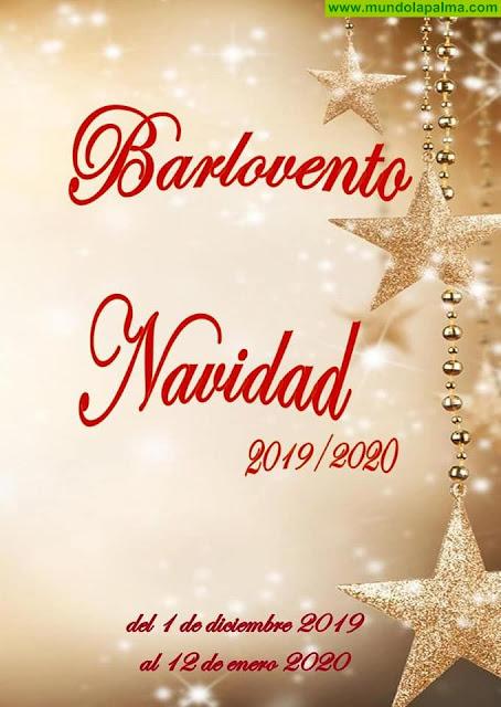 Programa de Actos para La Navidad en Barlovento 2019