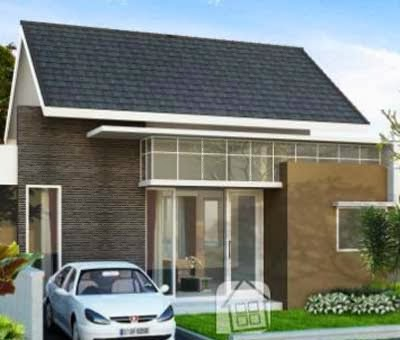 rencana desain rumah sederhana yang indah bagian 2