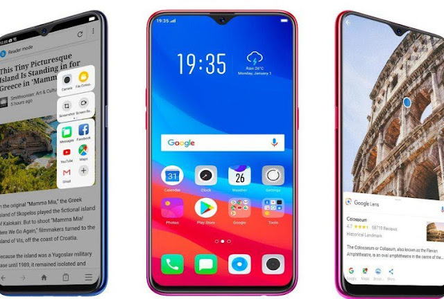 Oppo F9 Pro SmartPhone Only Rs 21,591