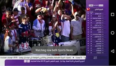 تطبيق Show Sport TV, مشاهدة باقة قنوات beIN SPORTS, مشاهدة باقة قنوات Sky Sports, مشاهدة القنوات المشفرة مجانا, أندرويد