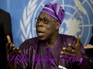 Obasanjo Takes Anti-Buhari Campaign Abroad