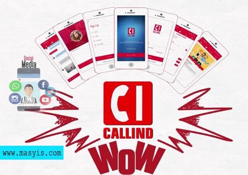 Aplikasi Callind Hasil Karya Lokal Kebumen
