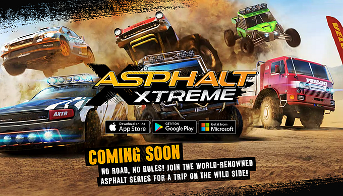 Download Asphalt Xtreme 1 7 0g APK + Mod Unlocked + Data for