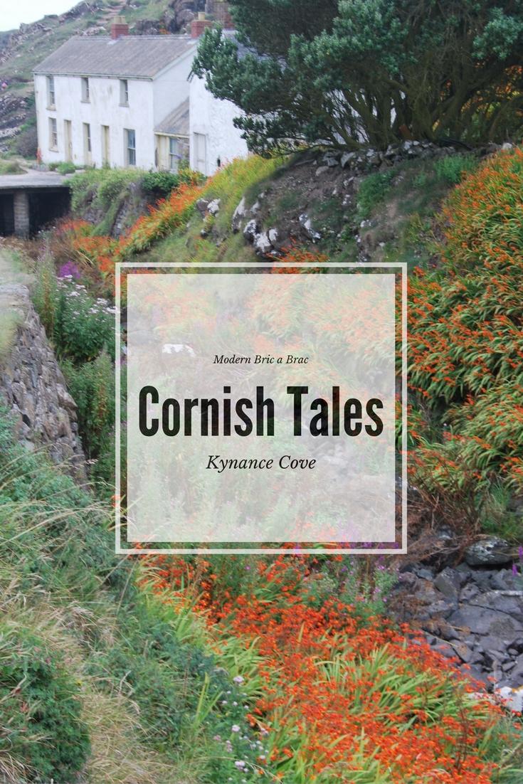 Cornish Tales - Beautiful Kynance Cove, photos by modern bric a brac
